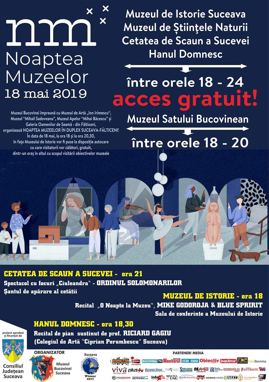 Noaptea Muzeelor (2019)