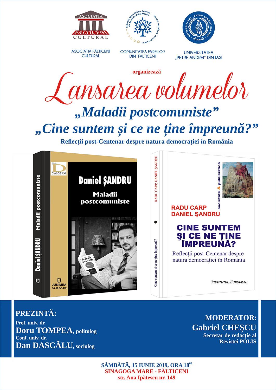 Maladii postcomuniste / Cine suntem și ce ne ține împreună? Reflecții post-Centenar despre natura democrației în România