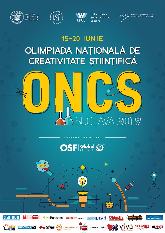 Olimpiada Națională de Creativitate Științifică (ONCS)