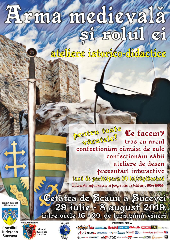 Arma medievală și rolul ei