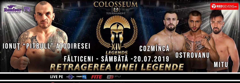 Colosseum Tournament XIV Legends