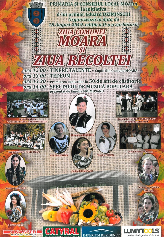 Ziua Comunei Moara (2019)