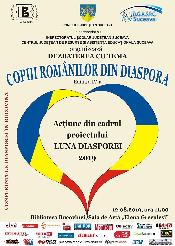 Copiii românilor din diaspora