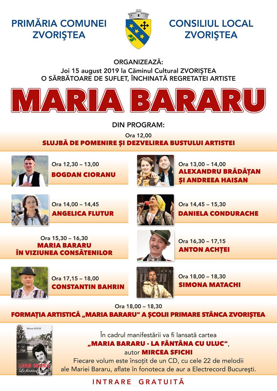 Festivalul Maria Bararu
