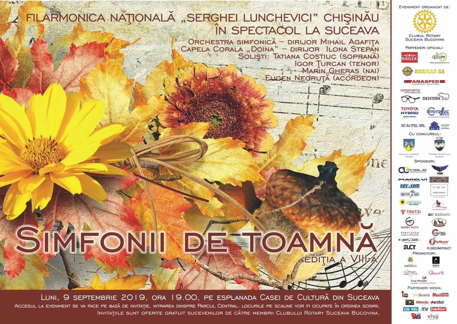 Simfonii de Toamnă (2019)