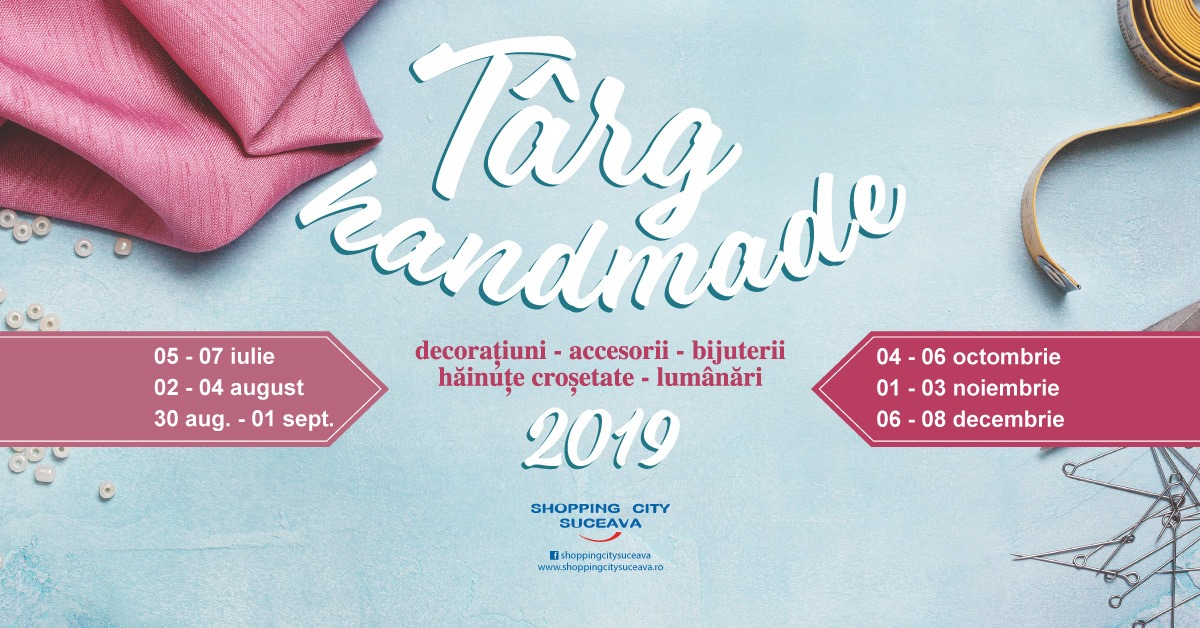 Târg Handmade
