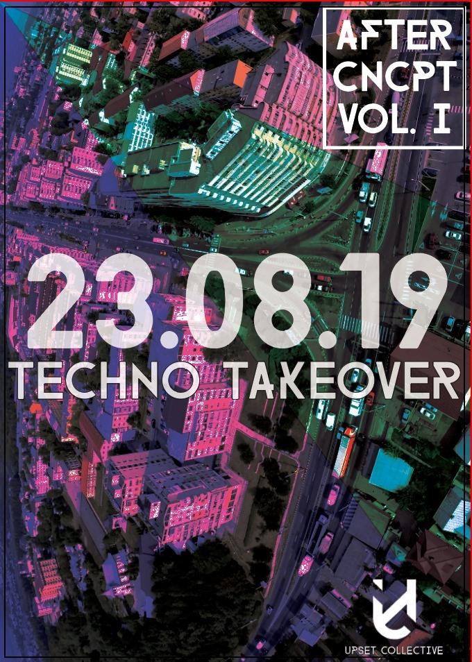 Techno Takeover