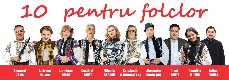 10 pentru folclor (2019) - gala de premiere
