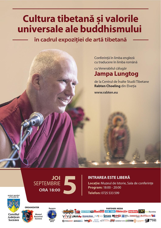 Cultura tibetană și valorile universale ale buddhismului