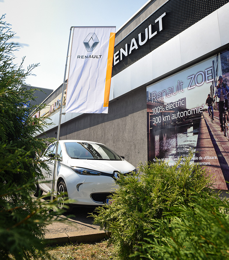 Darex Auto a inaugurat la Botoșani primul showroom auto dintr-un centru comercial