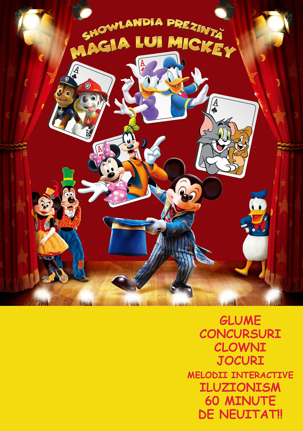 Magia lui Mikey Mouse