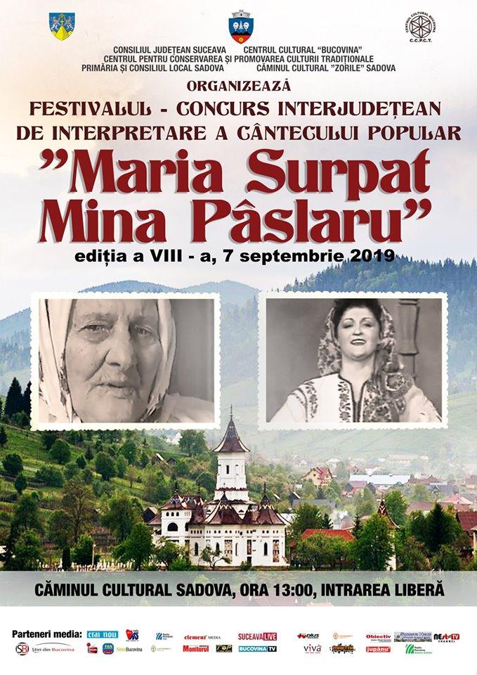 Maria Surpat – Mina Pâslaru