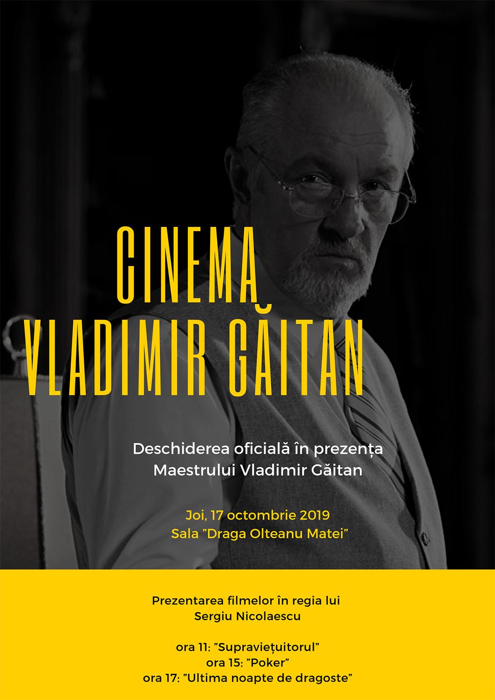 Cinema Vladimir Găitan