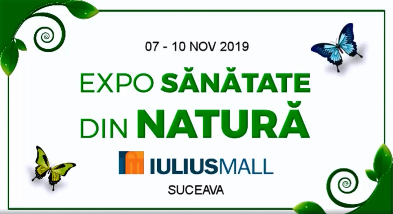 Expo Sănătate din Natură