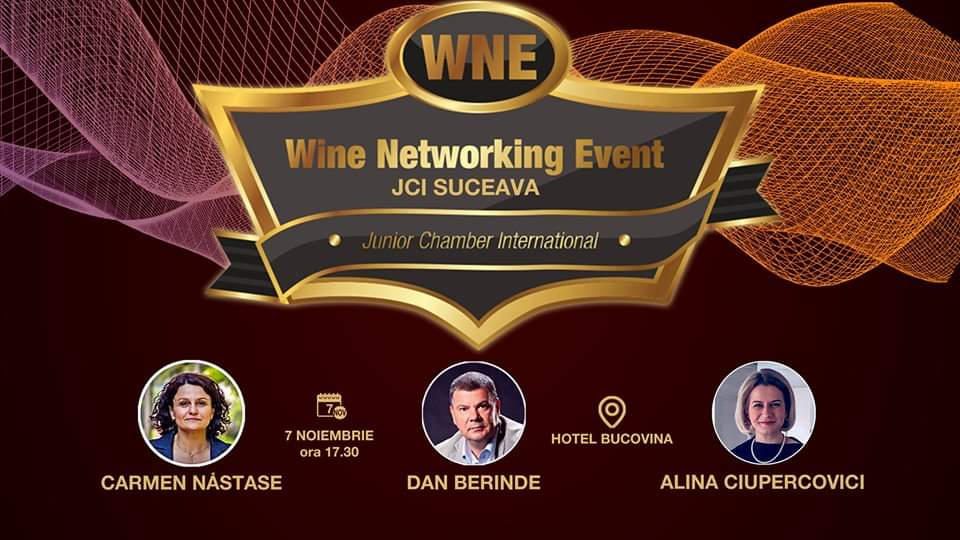 Wine Networking Event