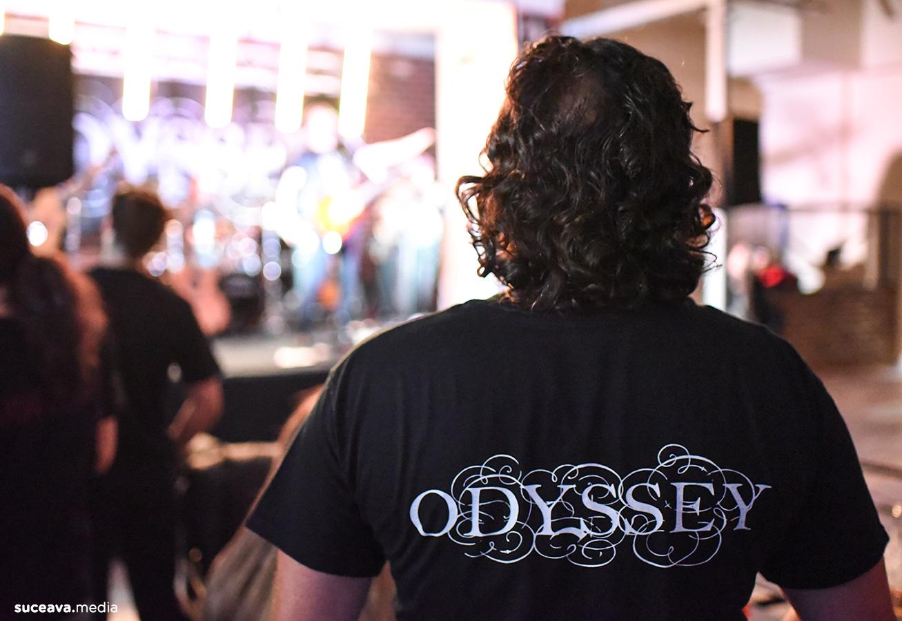Odyssey (fotoreportaj)
