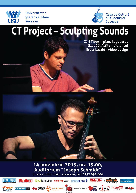 CT Project – Sculpting Sounds