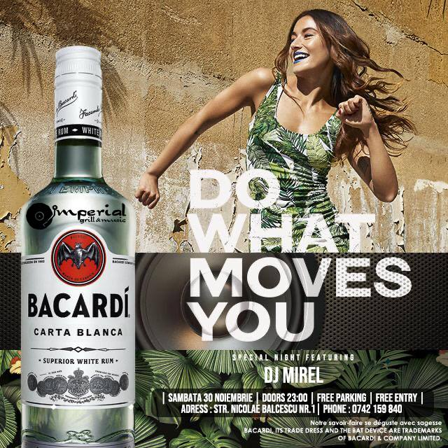 Do what moves you