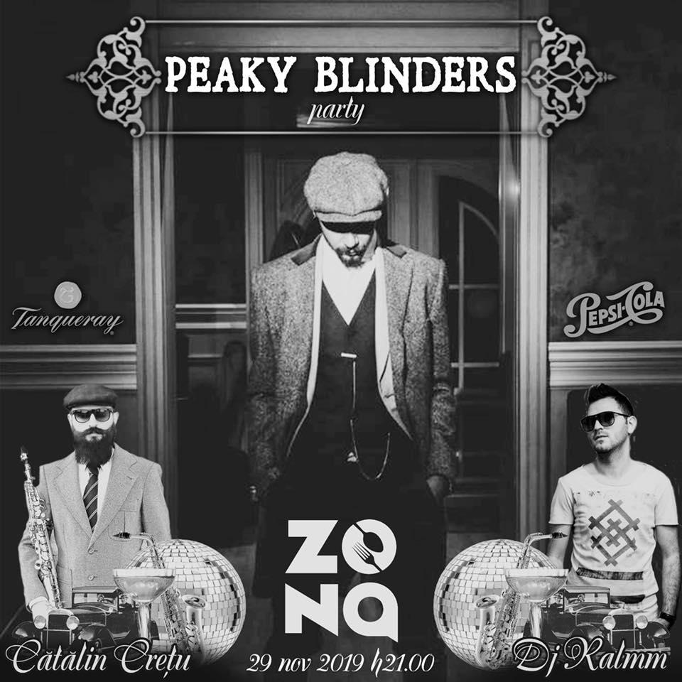 Peaky Blinders Party