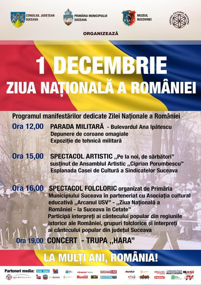 Ziua Națională a României (2019)