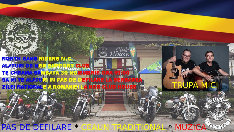 Ziua Națională a României cu Trupa MiCi