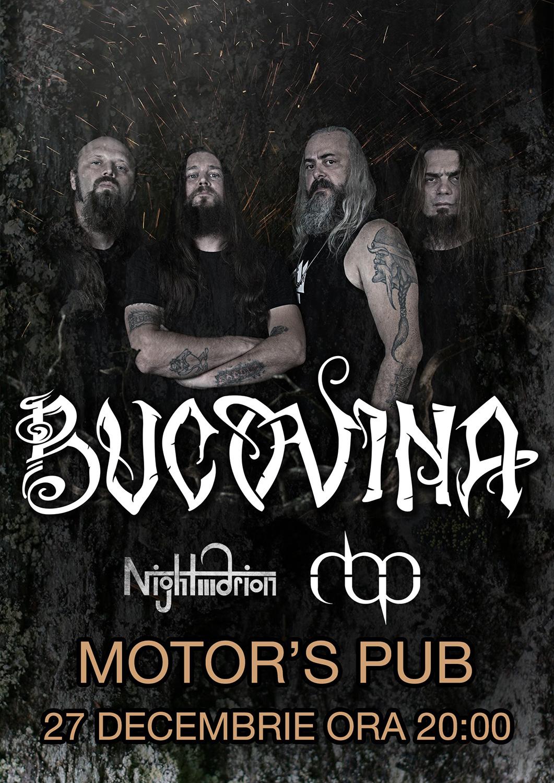 Bucovina, Mihai Barbu Project și Nightmarion