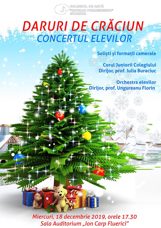 Concertul elevilor