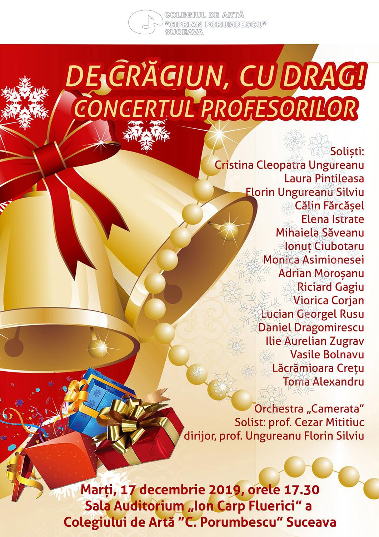 Concertul profesorilor