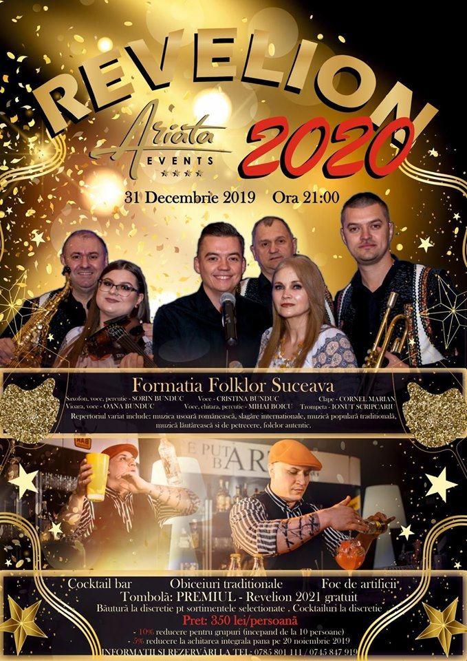 Revelion (2020) – Ariata Events (Șcheia)