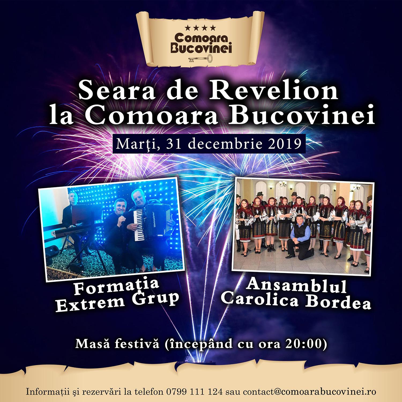 Revelion (2020) - Comoara Bucovinei (Corlata)