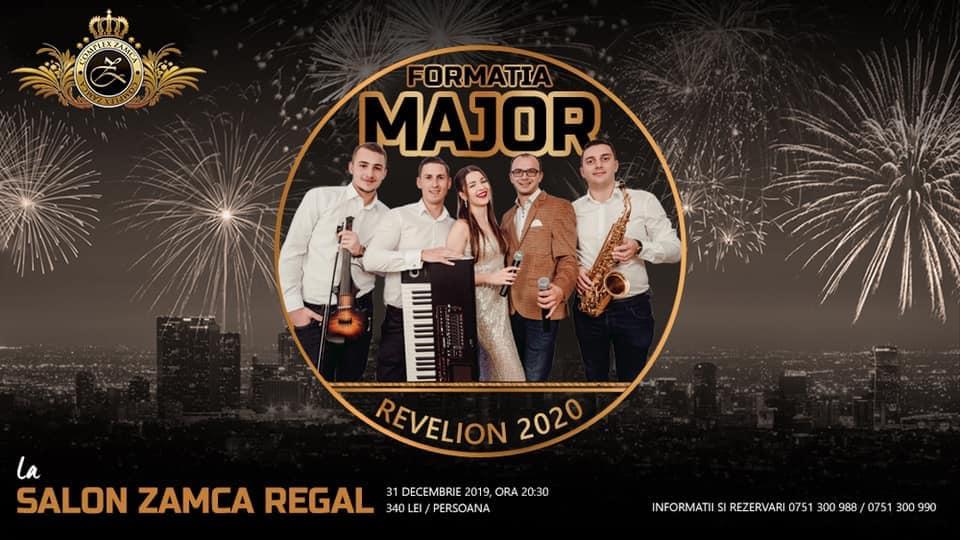 Revelion (2020) - Complex Zamca (Suceava) - Salon Regal