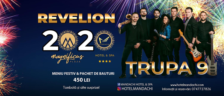 Revelion (2020) - Magnificus Plaza (Suceava)