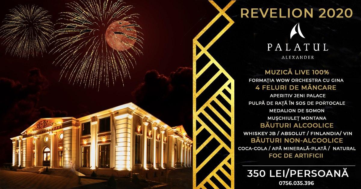 Revelion (2020) - Palatul Alexander (Suceava)