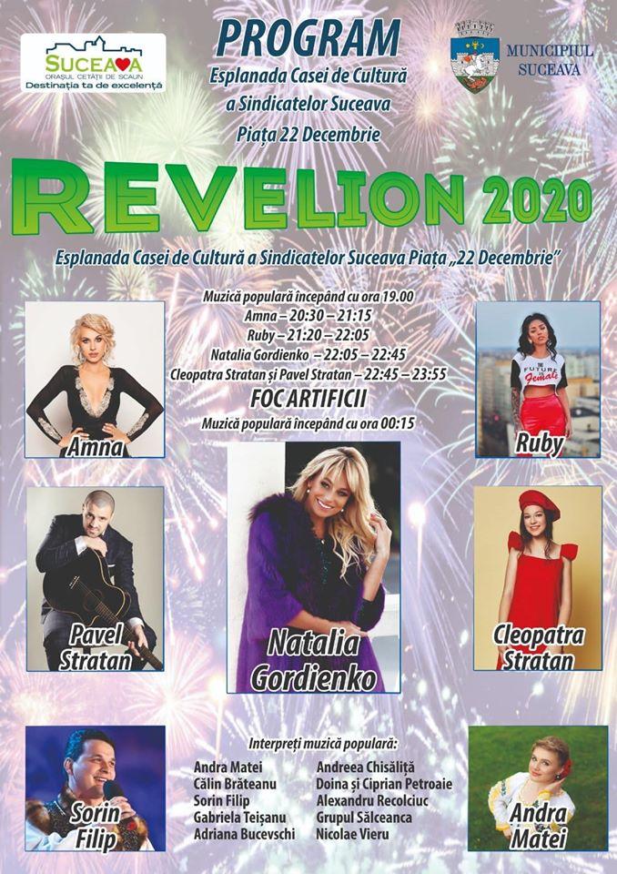 Revelion (2020) – Suceava