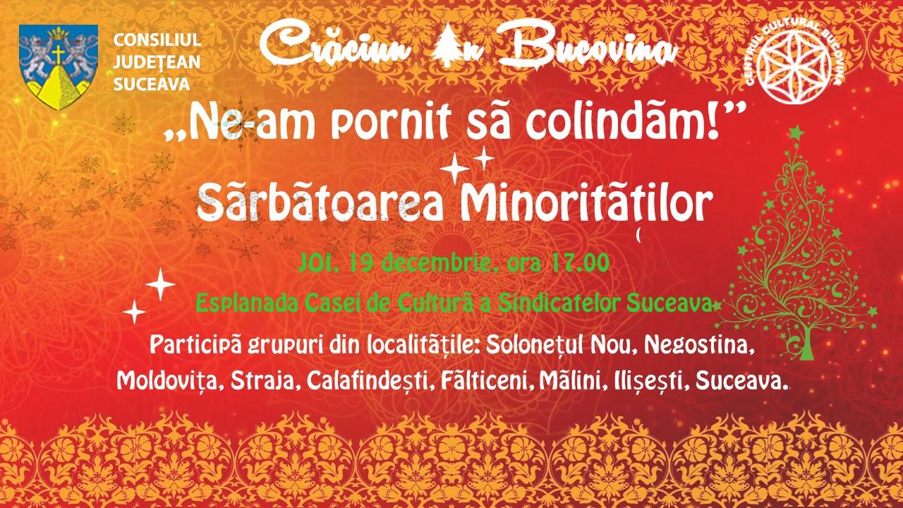 Sărbătoarea Minorităților