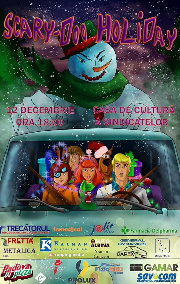 Scary-Doo Holiday