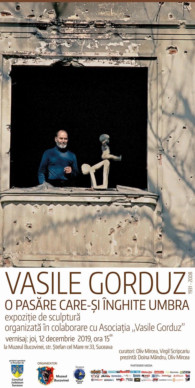 Vasile Gorduz – O pasăre care-și înghite umbra