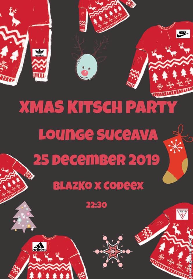 XMAS Kitsch Party