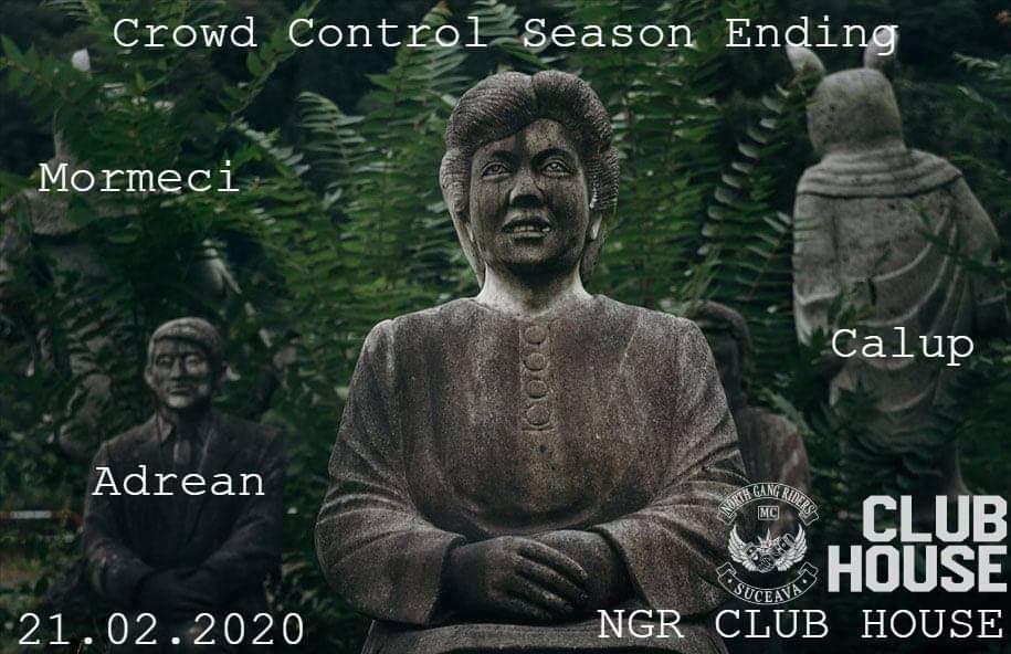 Crowd Control Season Ending