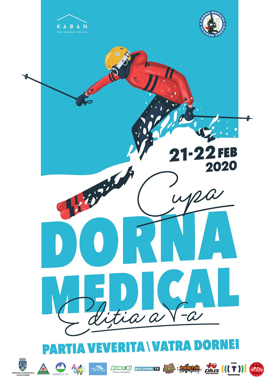 Cupa Dorna Medical la schi alpin și snowboard (2020)