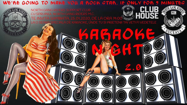 Karaoke Night 2.0