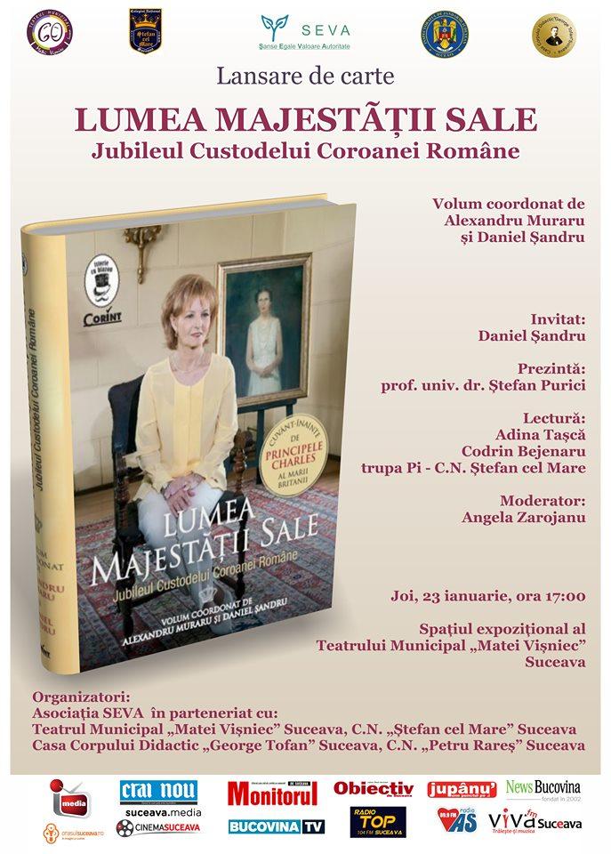 Lumea Majestății Sale. Jubileul Custodelui Coroanei Române