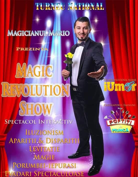 Magic Revolution Show