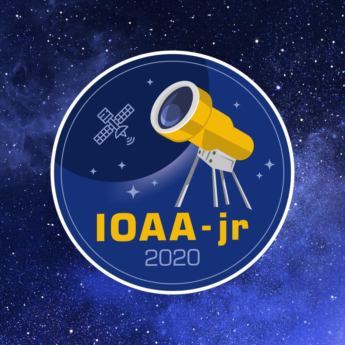 Olimpiada Internațională de Astronomie și Astrofizică pentru juniori