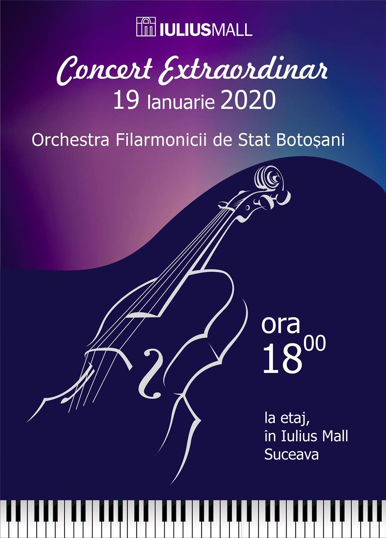 Paula Seling și Filarmonica de Stat Botoșani