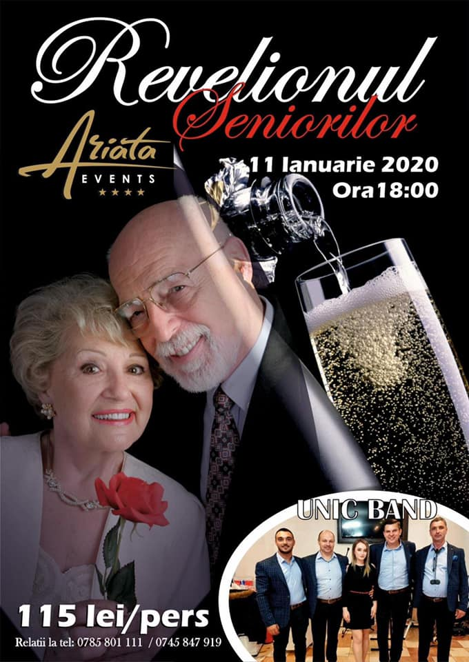 Revelionul Seniorilor