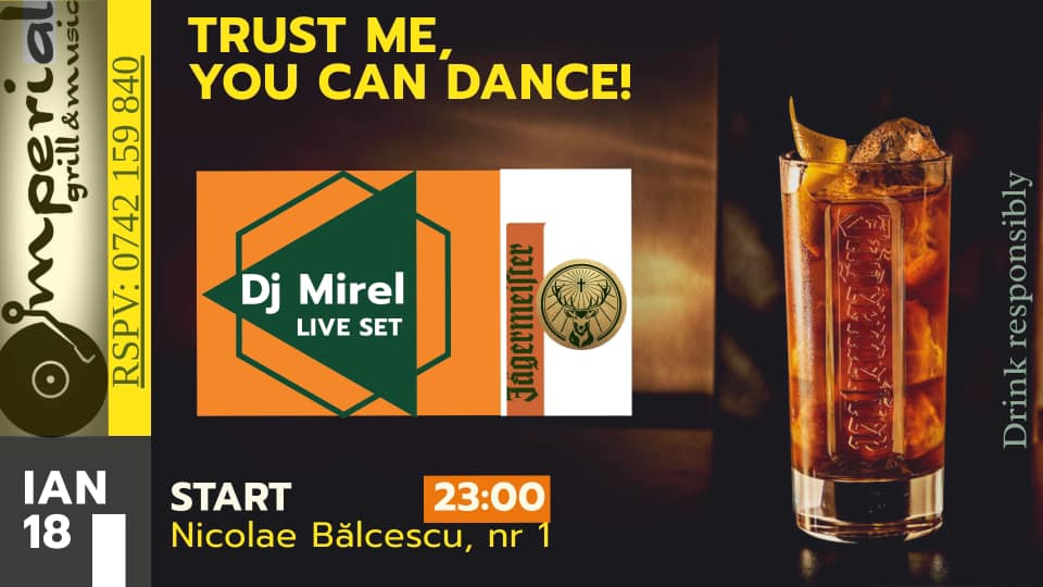 Trust me, you can dance!
