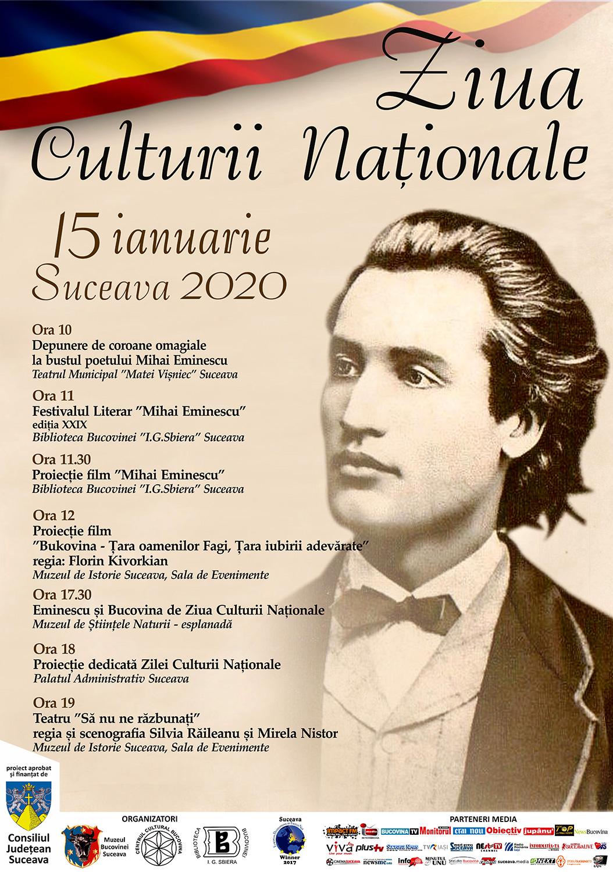 Ziua Culturii Naționale (2020)
