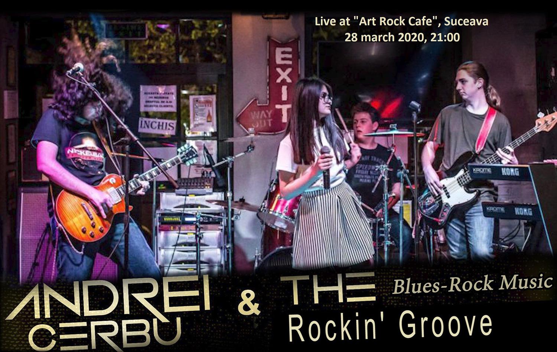 Andrei Cerbu și The Rockin' Groove