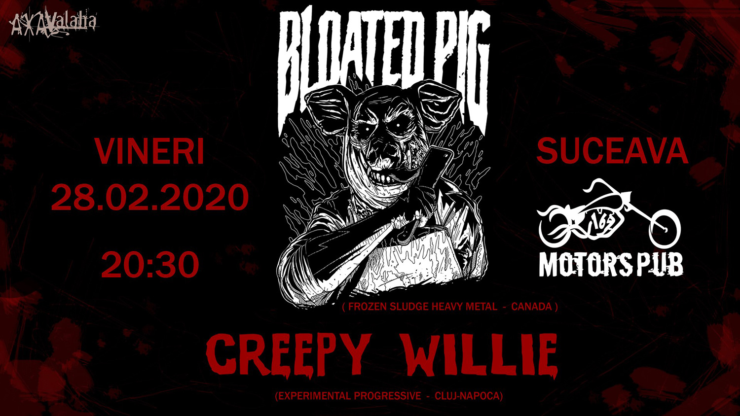 Bloated Pig și Creepy Willie